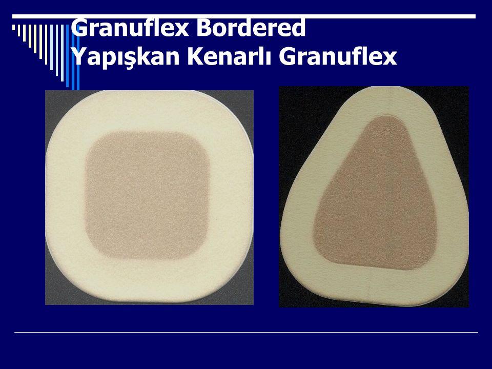 Granuflex Bordered Yapışkan Kenarlı Granuflex