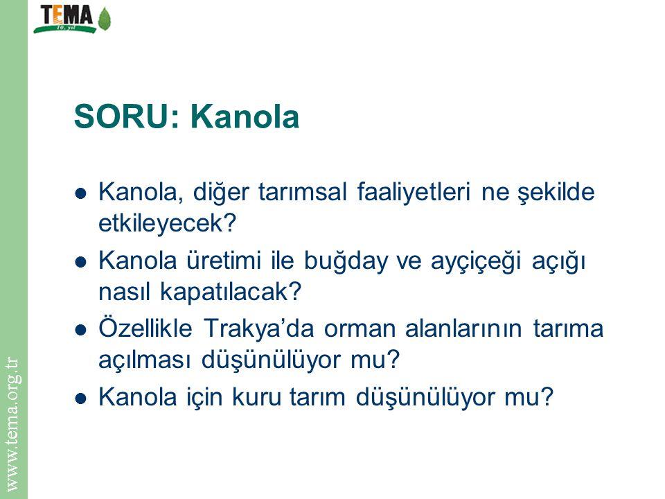 www.tema.org.tr Şeker Pancarı Türkiye Verimlerine göreLitre/dekar Şekerpancarı4.4 ton/dekar440 Mısır1 ton/dekar370 Buğday230 kg/dekar80 Patates3 ton/dekar270 Arpa250 kg/dekar75