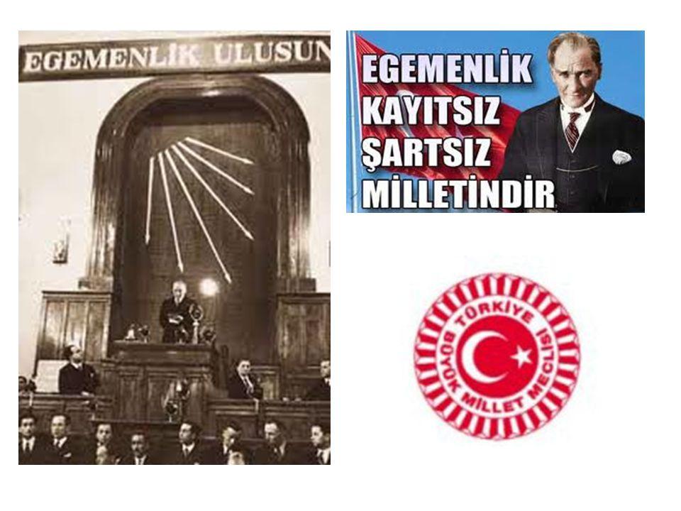 SİYASİ ALANDA İNKILAPLAR 3) HALİFELİĞİN KALDIRILIŞI (3 MART 1924 ) HALİFE PEYGAMBERİN ELÇİSİ ANLAMINA GELMEKTEDİR.