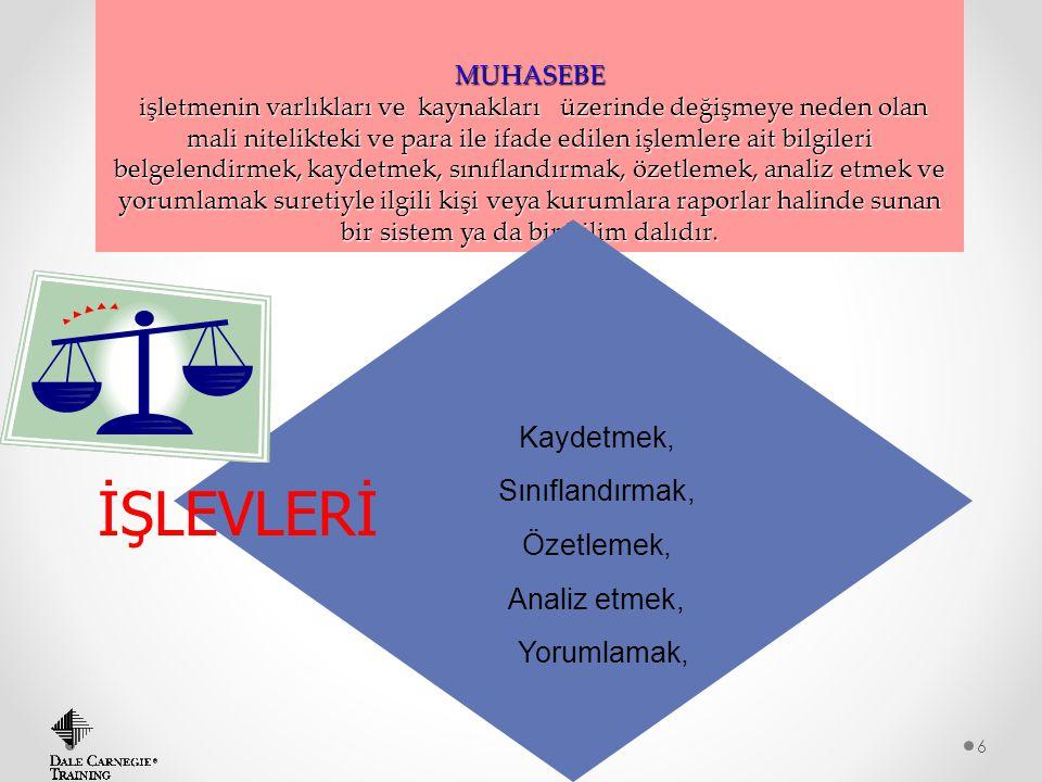Kayıt (İşleme) Yöntemleri Değer hareketlerinin muhasebe defterlerine işlenmesinde iki yöntem kullanılmaktadır.
