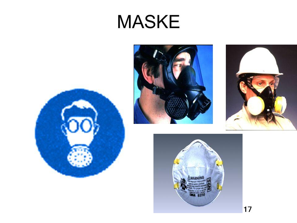 MASKE 17
