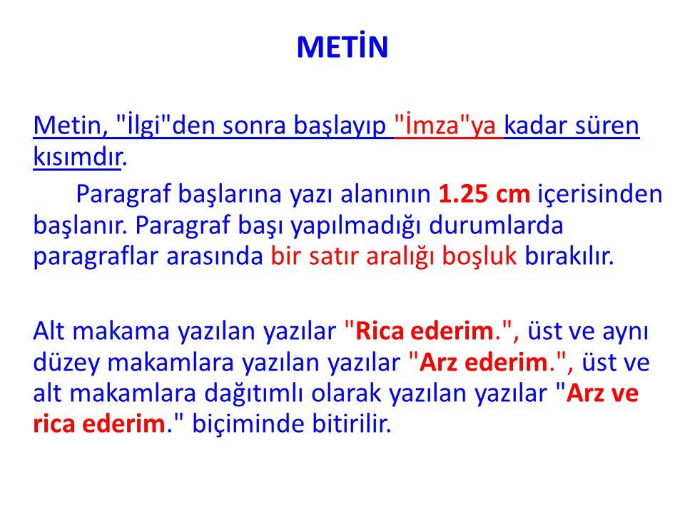 METİN Metin,