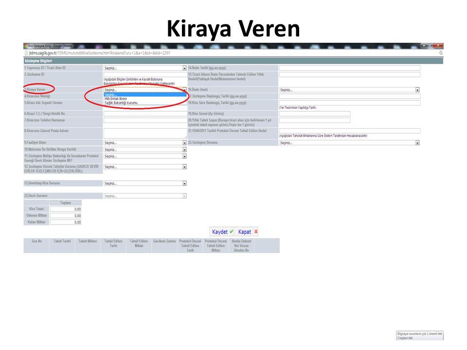 Kiraya Veren