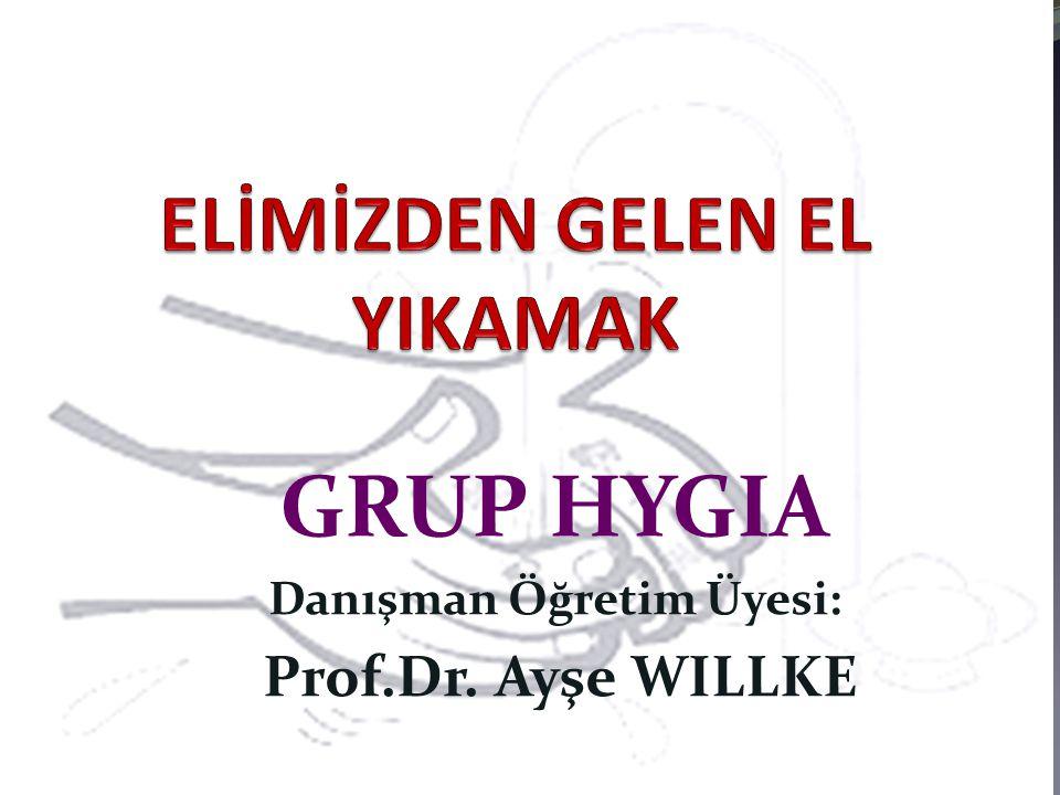 GRUP HYGIA Danışman Öğretim Üyesi: Prof.Dr. Ayşe WILLKE