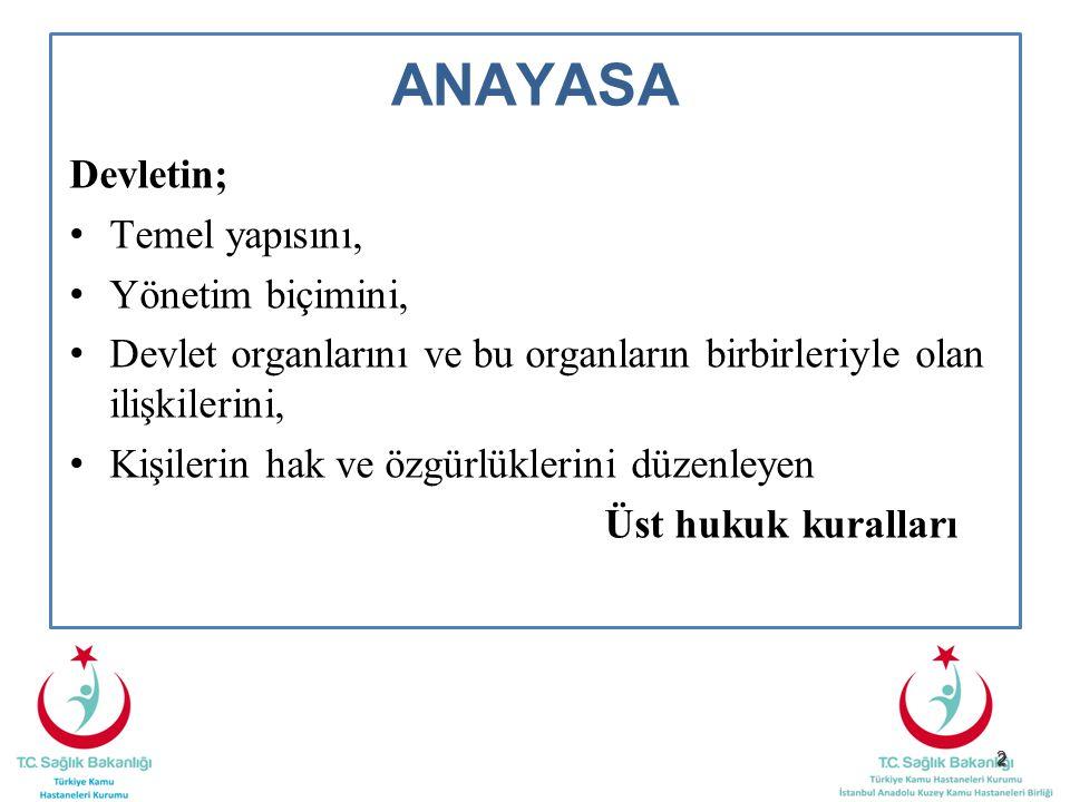 93 YASAMA Üyelikle bağdaşmayan işler (Madde-82) Türkiye Büyük Millet Meclisi üyeleri, Devlet ve diğer kamu tüzelkişilerinde ve bunlara bağlı kuruluşlarda; Devletin veya diğer kamu tüzelkişilerinin doğrudan doğruya ya da dolaylı olarak katıldığı teşebbüs ve ortaklıklarda; özel gelir kaynakları ve özel imkânları kanunla sağlanmış kamu yararına çalışan derneklerin ve Devletten yardım sağlayan ve vergi muafiyeti olan vakıfların, kamu kurumu niteliğindeki meslek kuruluşları ile sendikalar ve bunların üst kuruluşlarının ve katıldıkları teşebbüs veya ortaklıkların yönetim ve denetim kurullarında görev alamazlar, vekili olamazlar, herhangi bir taahhüt işini doğrudan veya dolaylı olarak kabul edemezler, temsilcilik ve hakemlik yapamazlar.