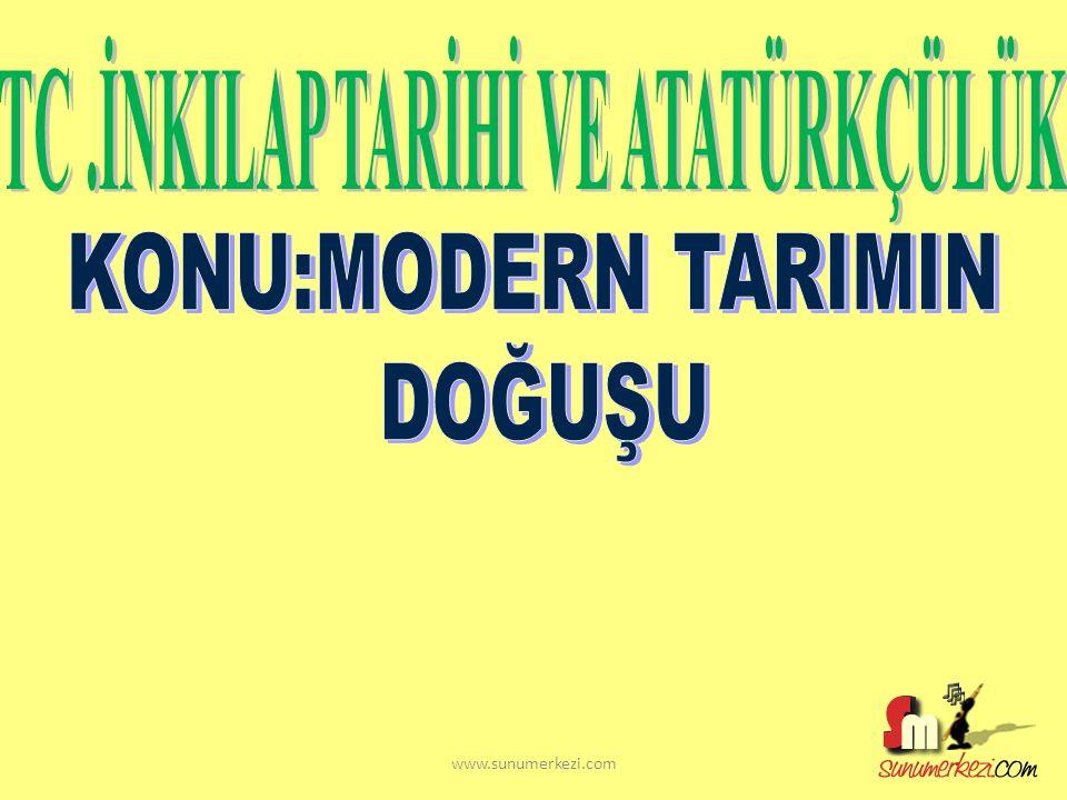 www.sunumerkezi.com S-4 Mustafa Kemal, ülke insanının farklı kültürlerde eğitilmesini istemiyordu.