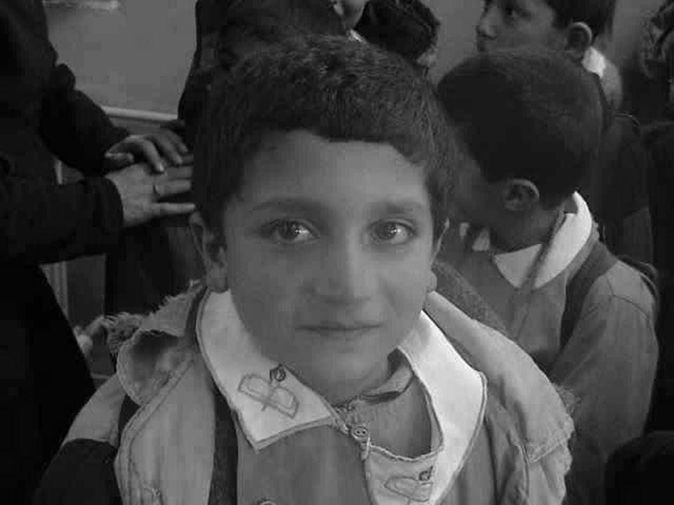Mustafa Necati İlköğretim Okulu 2005 GEA Yardım Kampanyası - Van