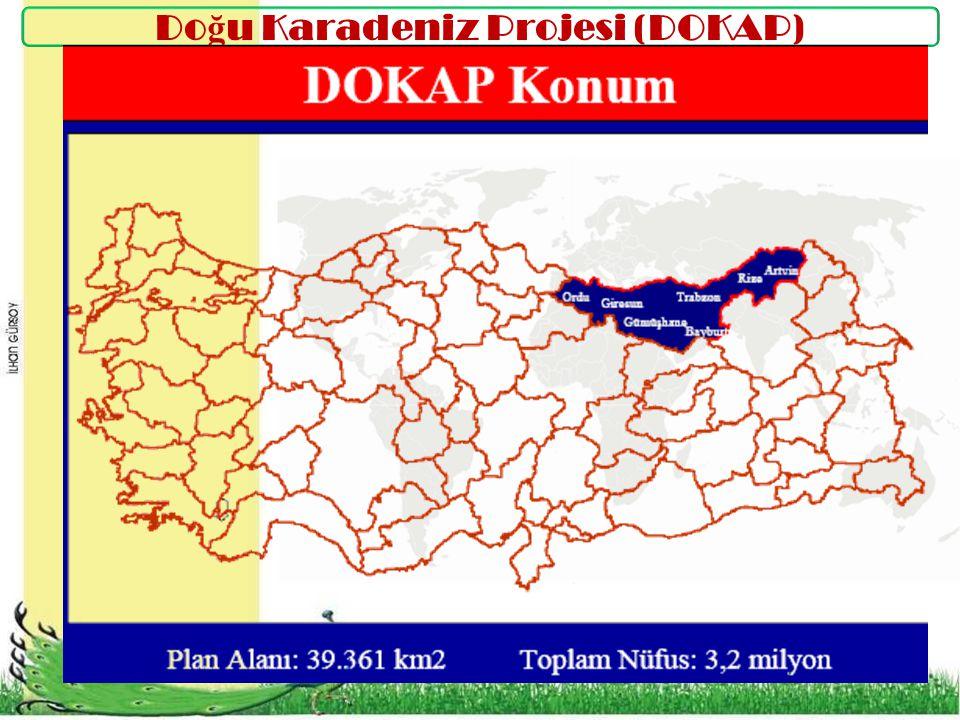 Do ğ u Karadeniz Projesi (DOKAP)