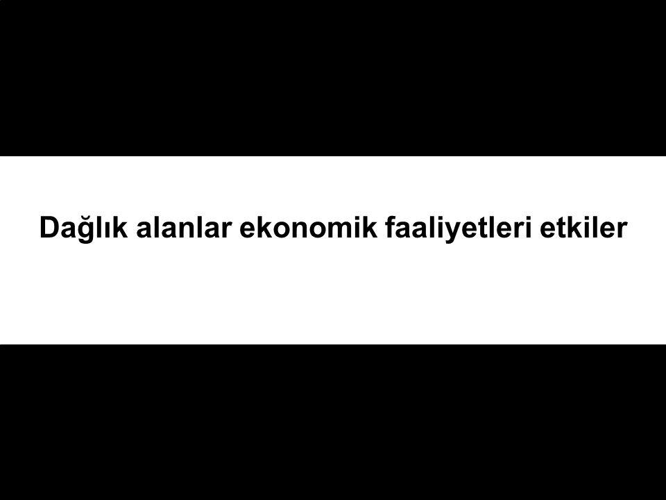 Türkiye'nin coğrafi yapısını düşündüğümüzde nerelerde hayvancılık yapılmaktadır ?