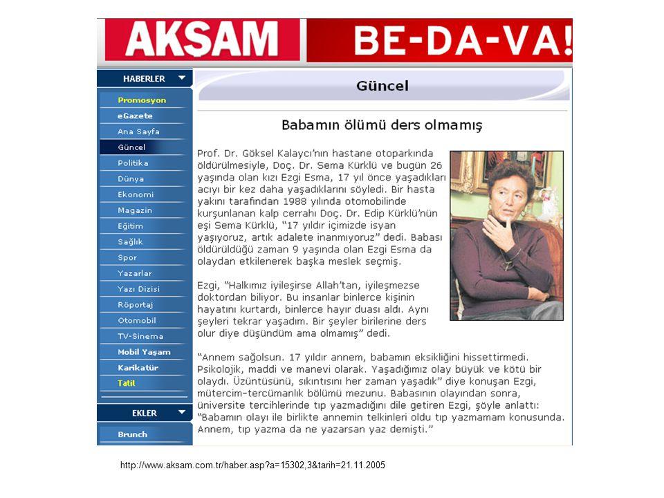 http://www.aksam.com.tr/haber.asp?a=15302,3&tarih=21.11.2005