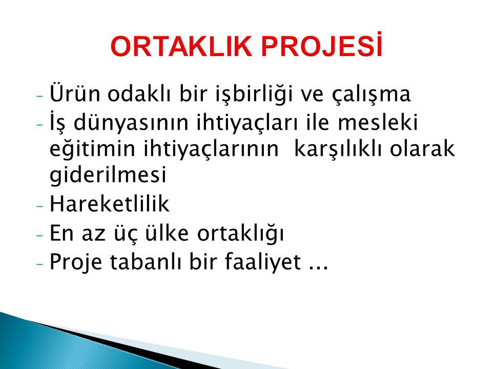  Bir teklifte, Türkiye'den en fazla 2 kurum/kuruluş ortak olarak katılabilecektir.