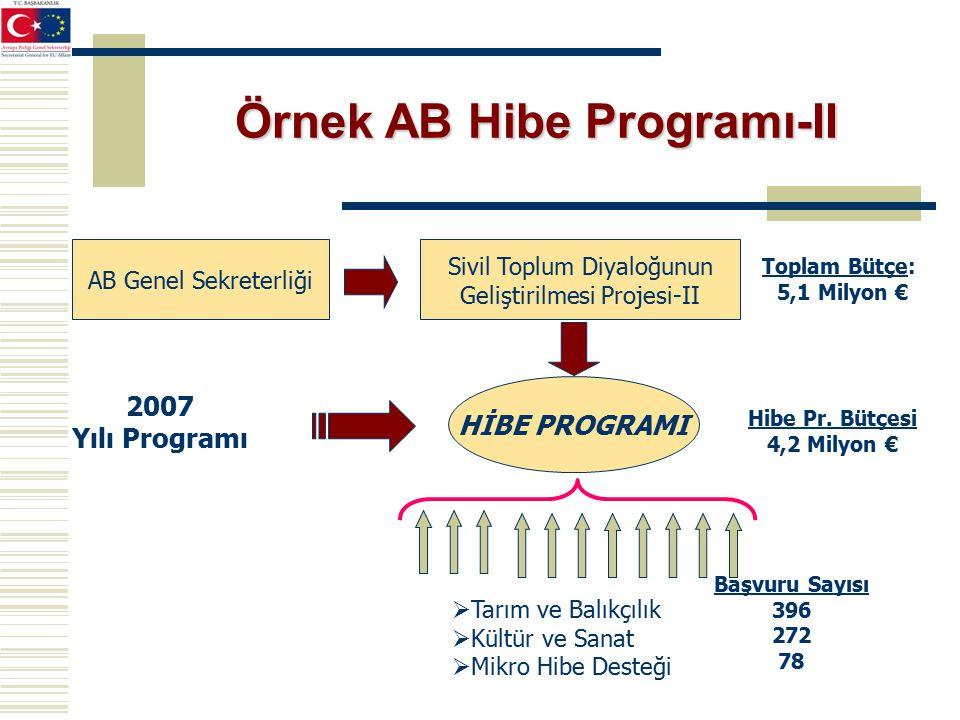  AB programları aracılığıyla on binlerce Türk öğrenci, yüzlerce akademisyen ve araştırmacımız, AB'nin araştırma ve yenilikçiliği destekleyen programlarından yararlanmaya devam edecektir.
