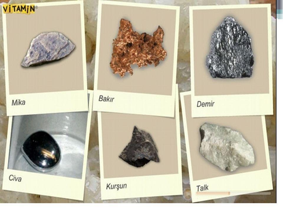 Anadolu'da Madenciliğin Gelişimi Anadolu'da madenciliğin çok eski dönemlere kadar gittiğine en güzel örnek Lidyalıların madeni para kullanmış olmasıdır.