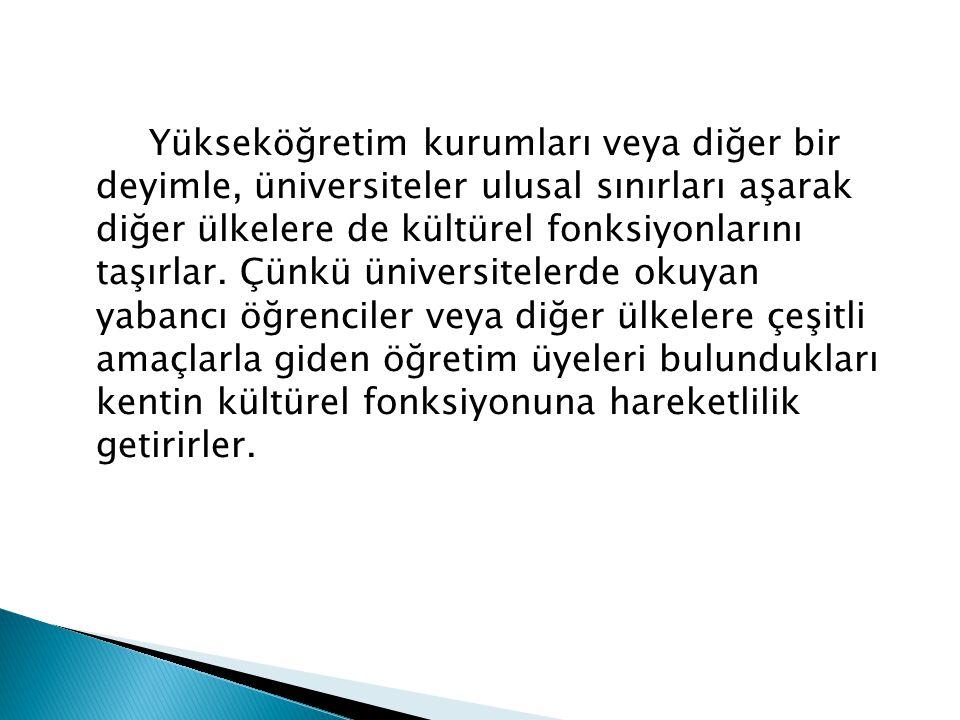  Kuzeybatı'da İstanbul,İzmit,Bursa,Sakarya Batıda İzmir,Aydın,Denizli,Manisa İç kesimlerde Ankara,Eskişehir,Konya,Kayseri Güneyde Mersin,Adana,İskenderun,GaziAntep, Kahramanmaraş  Kuzeyde Zonguldak, Karabük, Samsun Doğuda Erzurum, Elazığ gibi kentlerde yoğunlu kazanmıştır.
