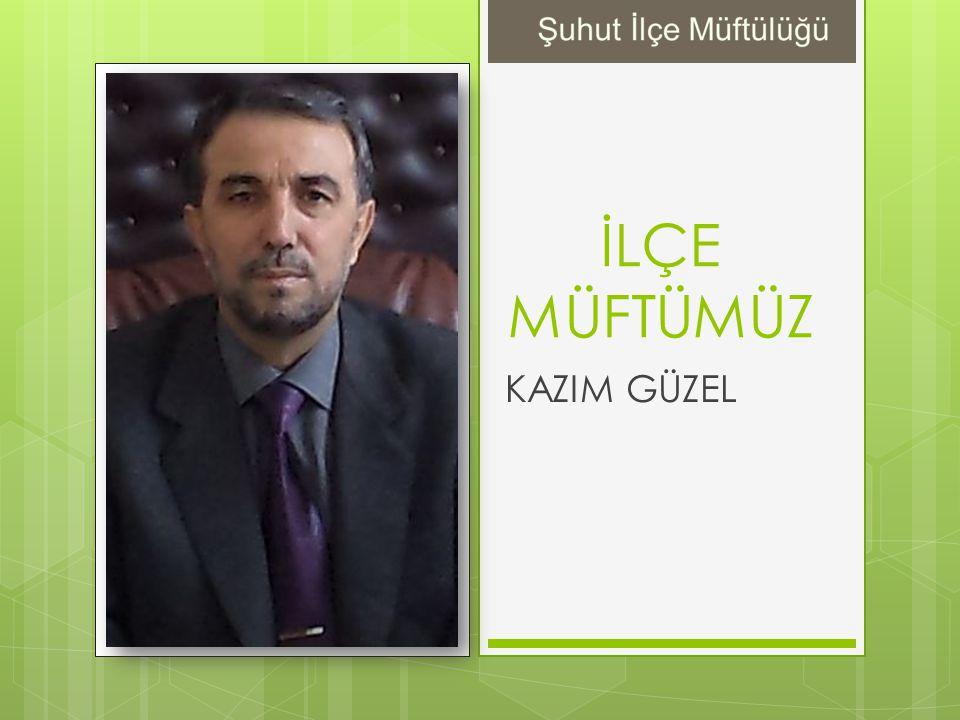 KAZIM GÜZEL'İN ÖZGEÇMİŞİ  10.03.1963 yılında Konya ili Akören ilçesi Alan Köyünde doğdu.