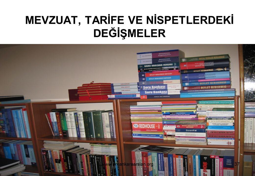 EKONOMİK BÜYÜME 38www.erkankaraarslan.org