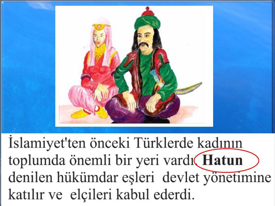 2- Orta Asya Türk devletleri'nin yazılı kanunları yoktu.