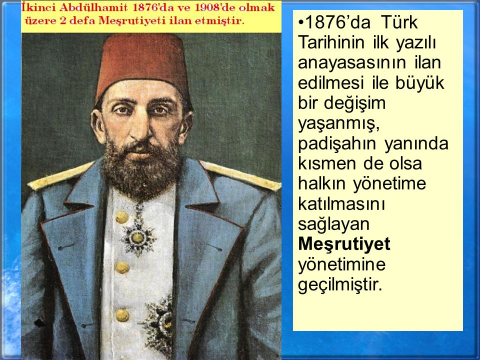 23 Nisan 1920'de Ankara da Büyük Millet Meclisi nin açılması ile bir süre sonra milli egemenlik ilkesi devletin temel öğelerinden biri haline gelmiştir.