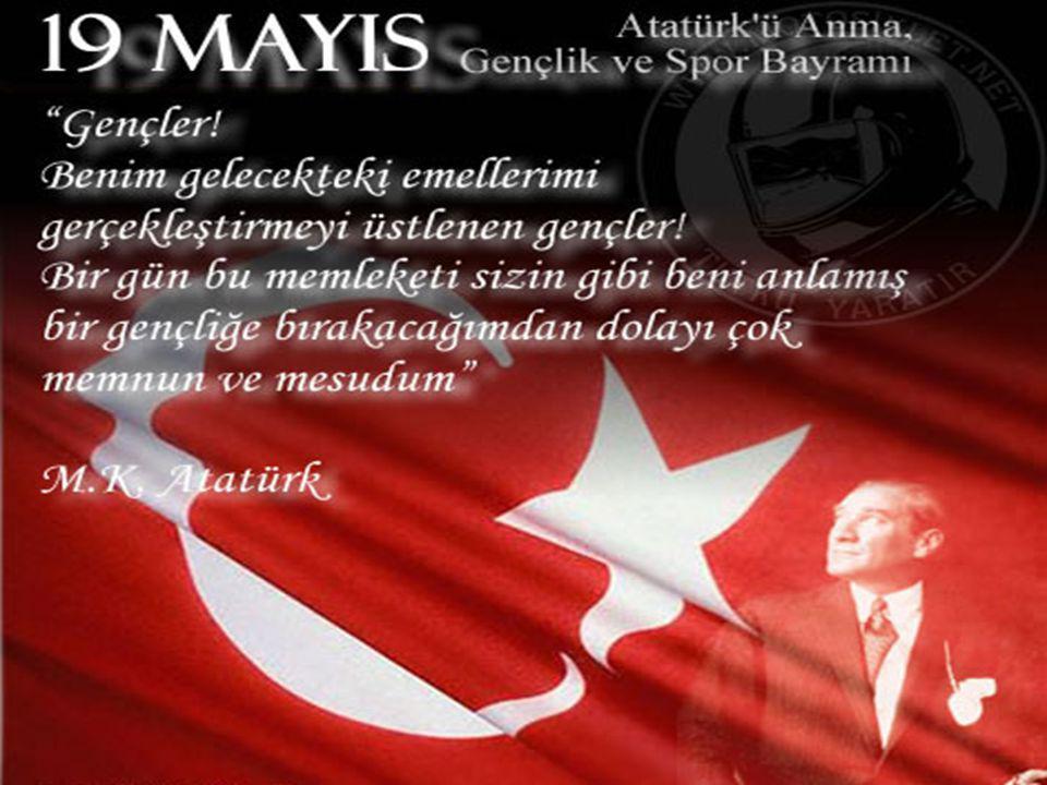Genç fikirli demek, doğruyu gören ve anlayan gerçek fikirli demektir Mustafa Kemal ATATÜRK
