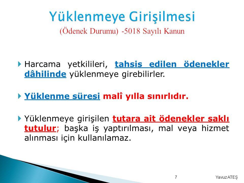 1) Türk parası (saymanlık ya da muhasebe.