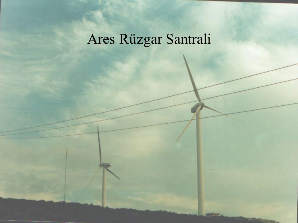 Ares Rüzgar Santrali(alaçatı izmir)