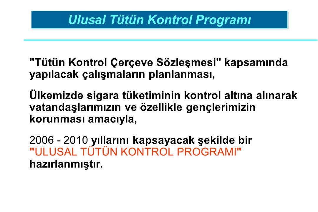 Eylem Planı Pasif içiciliği engellemek ETKİNLİKLER Bu formun kullanılması ile Türkiye'de pasif içicilik prevalansı ve risk faktörlerine yönelik saha araştırması planlanması ve uygulanması TAMAMLAMA TARİHİ Aralık 2007
