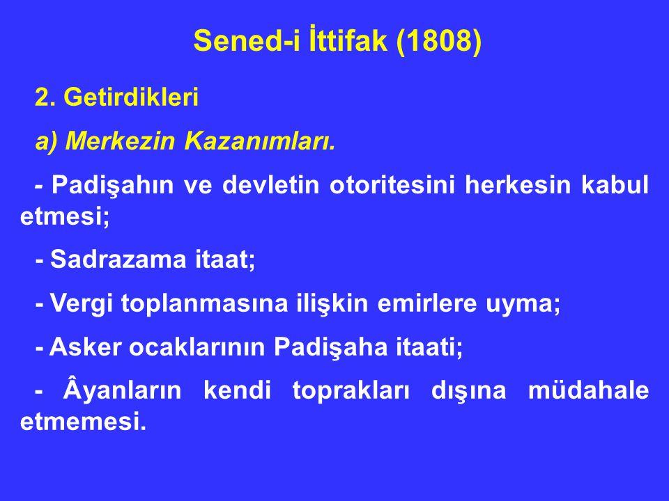 48/64 Yürütme Organı b) Heyet-i Vükelâ - Meclis-i Mebusan karşısında sorumlu değildir.