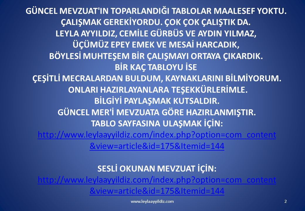 www.leylaayyildiz.com63