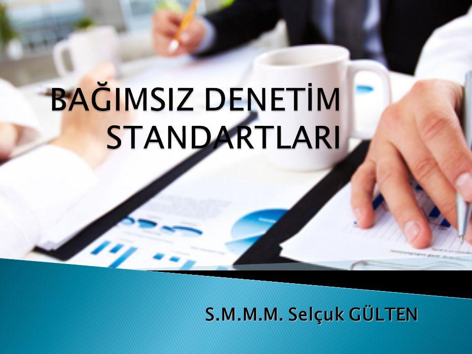  Bağımsız denetçilerin, bağımsız denetim kuruluşlarının, bağımsız denetim sürecinin herhangi bir noktasında uyması gereken kurallar bağımsız denetim standartlarında belirtilmiştir.