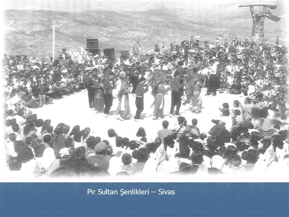Pir Sultan Şenlikleri -- Sivas