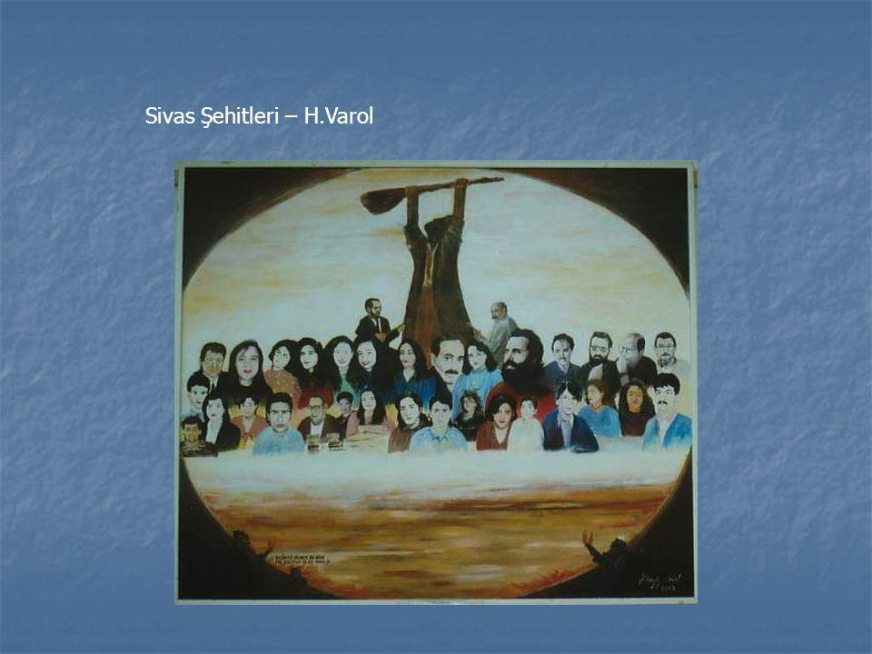 Sivas Şehitleri – H.Varol