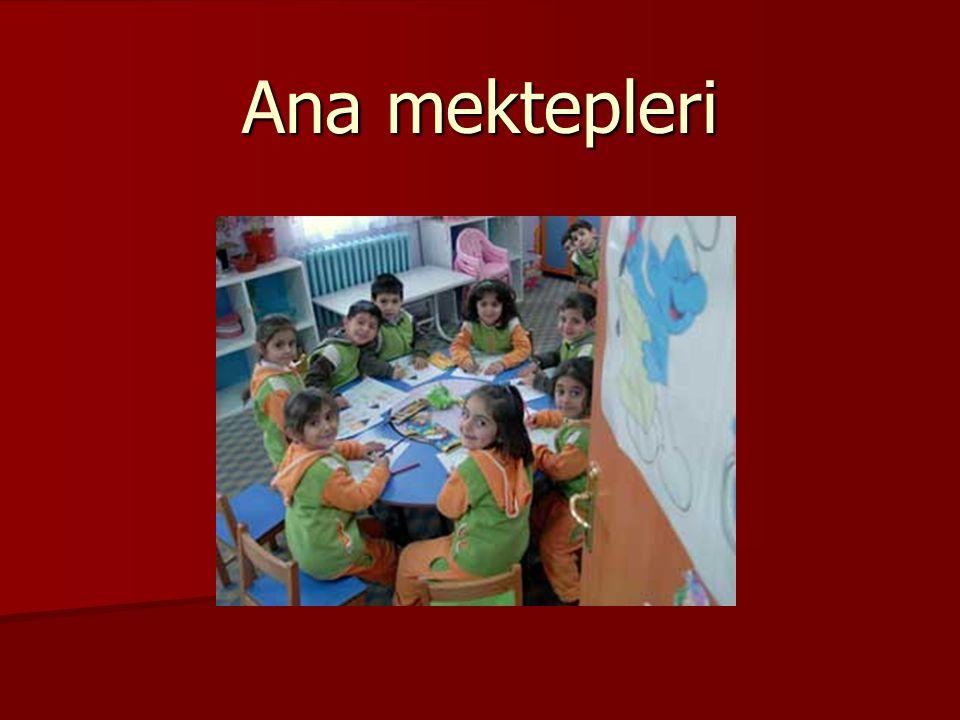 Karabekir Paşa'nın ana mektebi etkinlik masaları 1-Kağıt işleri masası : Kağıt bükmek, makas tutmak, kesilen kağıtlarla oyuncaklar şekiller yapmak vb.