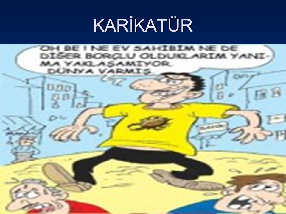 KARİKATÜR