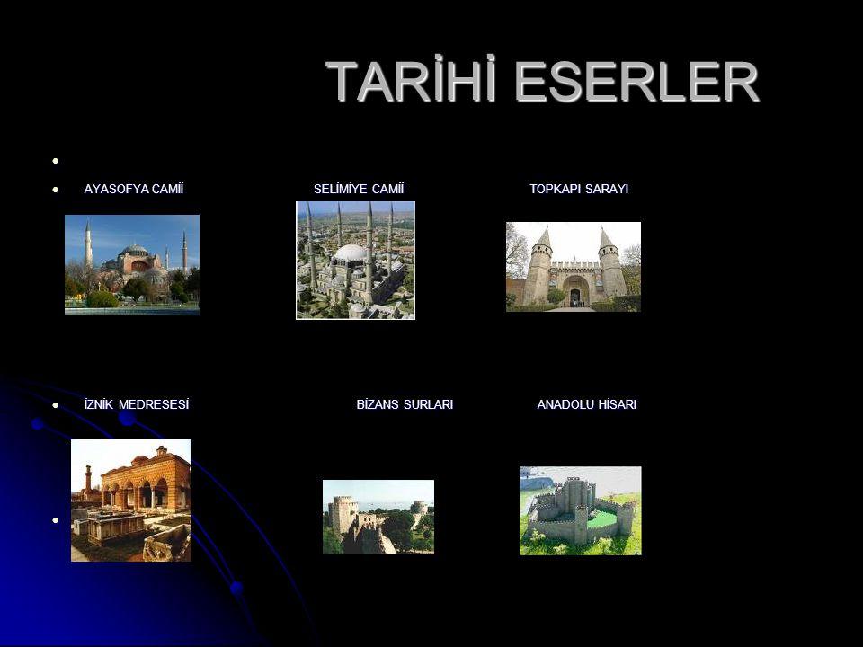 TÜRKÜLER Marmara Marmara benim gölümdür, Dalgalı deli gönlümdür, Büyülü, mavi gülümdür, Açmış vatanın dalında. Kıyısında at sulamış, İstanbul'da gönlü