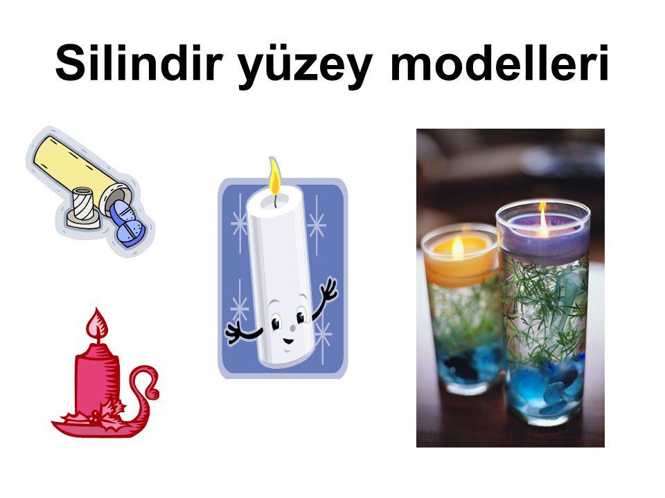 Silindir yüzey modelleri