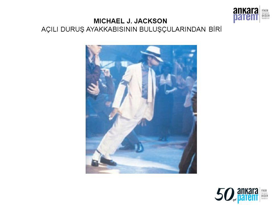 MICHAEL J. JACKSON AÇILI DURUŞ AYAKKABISININ BULUŞÇULARINDAN BİRİ 102