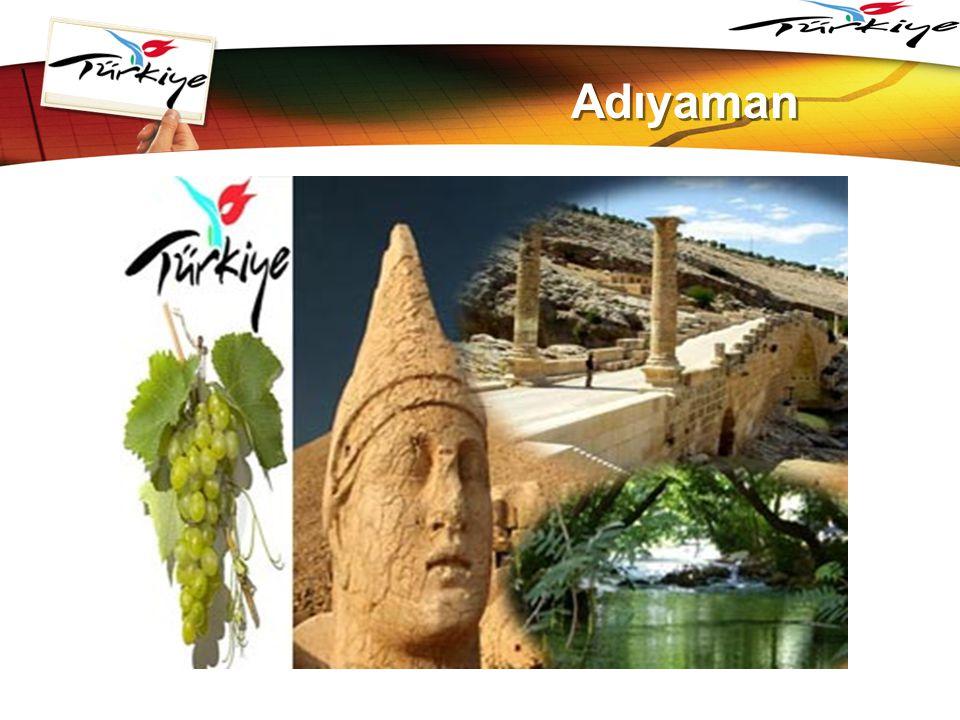 LOGO www.themegallery.com Nemrut Dağı Adıyaman ın 103 km doğusundadır.