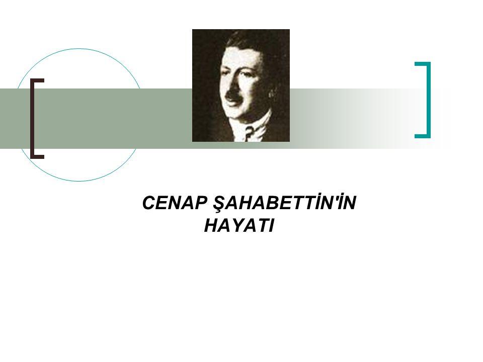 Servet- i Fünun şiirini manzumeden şiire taşıyan önemli unsurlardan biri olan Batık imge sistemi, daha çok Cenap Şahabettin in şiirlerinde görülmektedir.