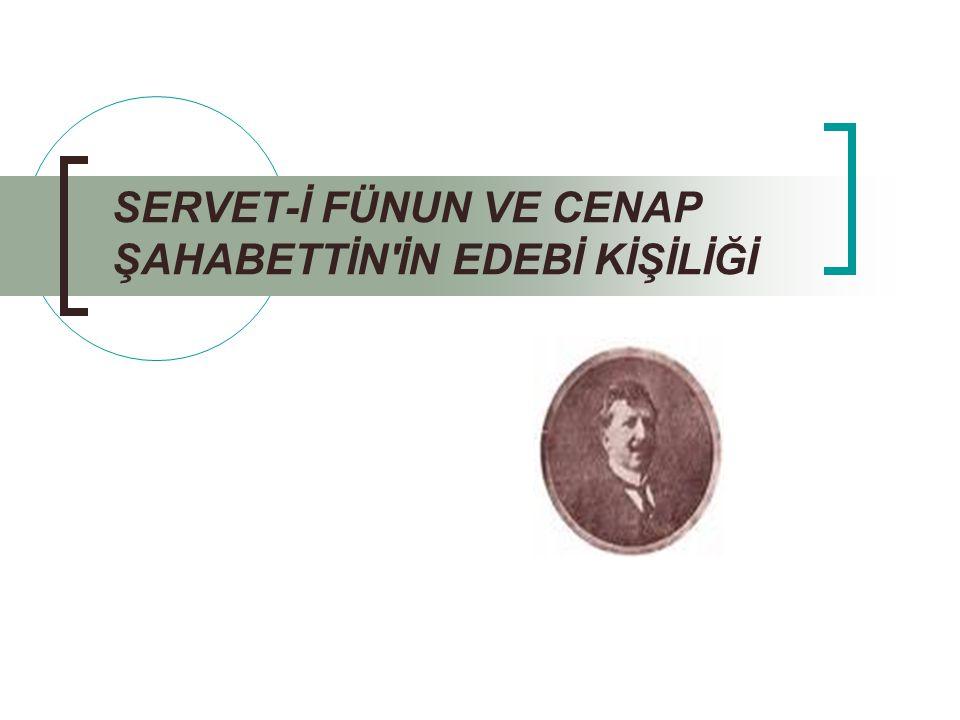 Servet- i Fünun u yeni (cedid) yapan en belirgin nitelik; şiir ve roman türlerinde alınan mesafenin somut bir biçimde ve birbirini takip eden farklı örneklerle ortaya konmasıdır.