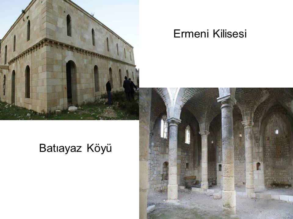 Batıayaz Köyü Ermeni Kilisesi