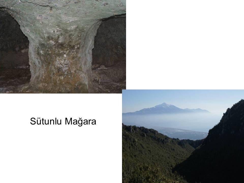 Sütunlu Mağara