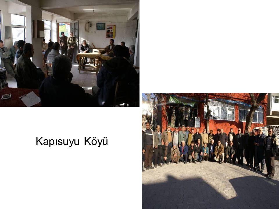 Kapısuyu Köyü