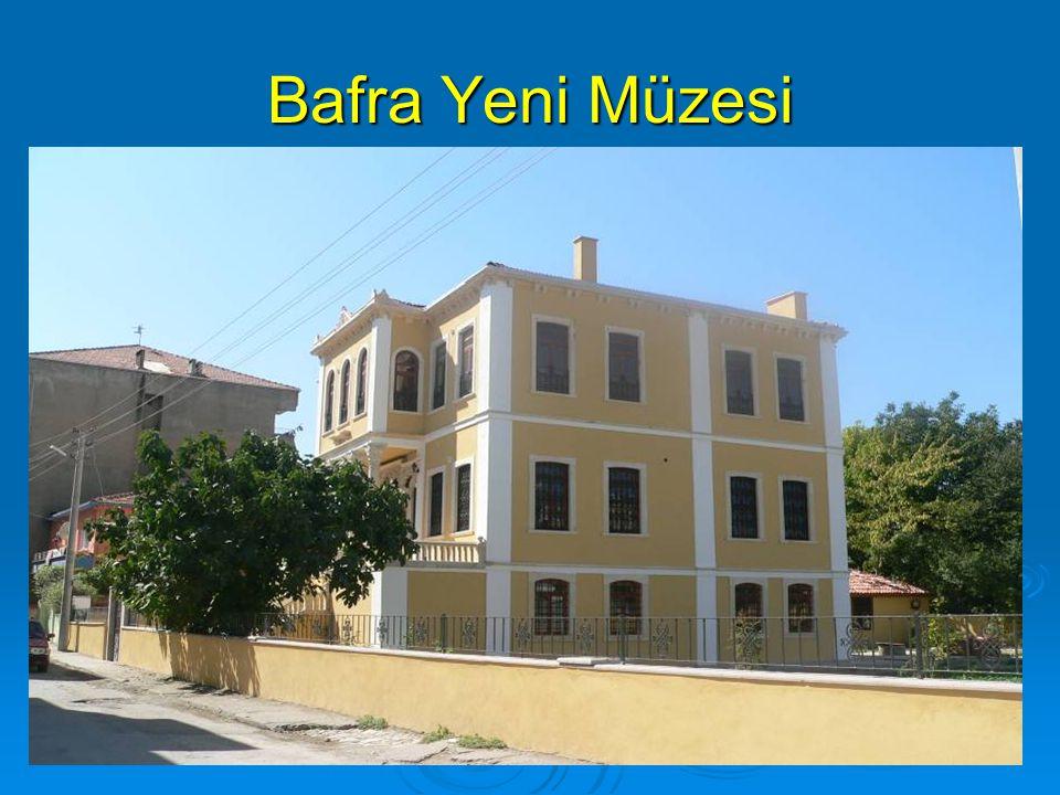 Bafra Yeni Müzesi