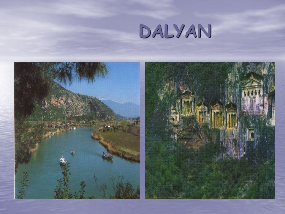 DALYAN DALYAN