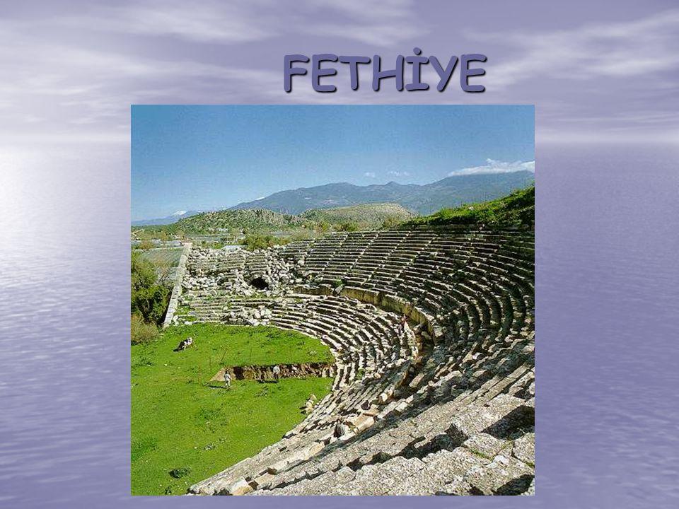 FETHİYE FETHİYE
