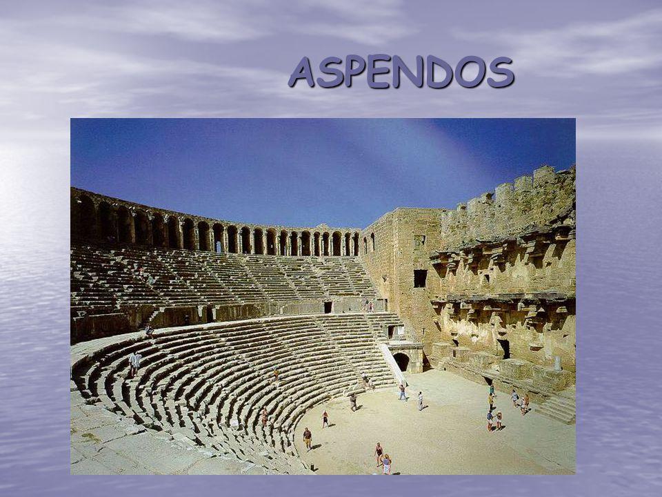 ASPENDOS ASPENDOS
