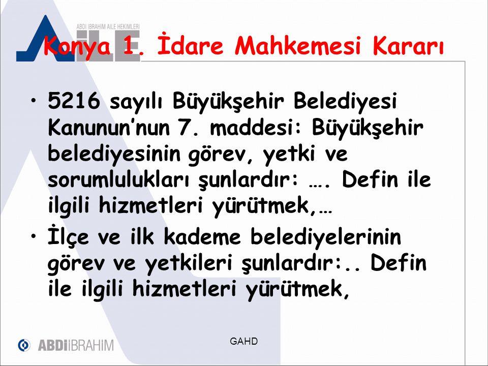 Konya 1.
