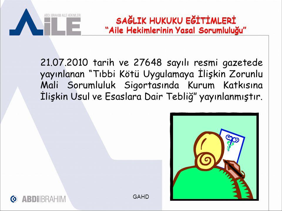 A.TARİFE 1.