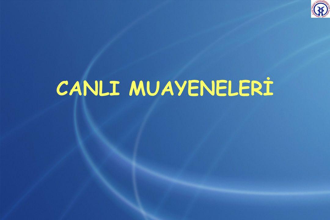 CANLI MUAYENELERİ