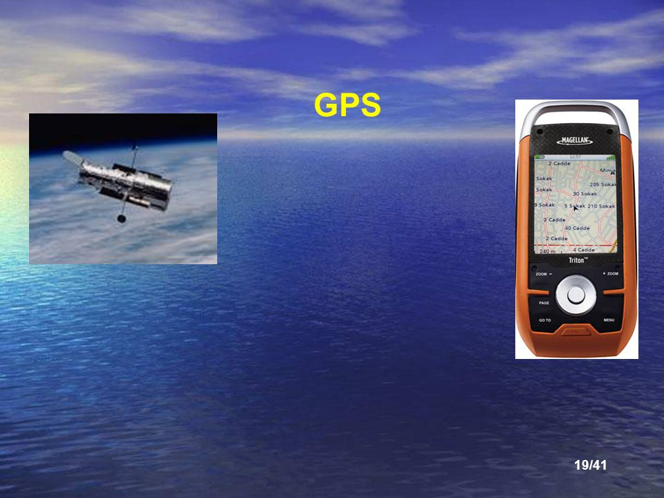 19/41 GPS